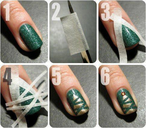 How To Make Sunset Nail Art Step By Diy Instructions