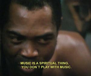 music and spiritual image