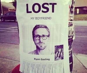 handsome and ryan gosling image