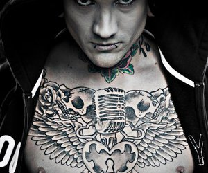 tattoo, jimmie strimell, and boy image