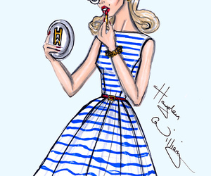 vogue, hayden williams, and dress image