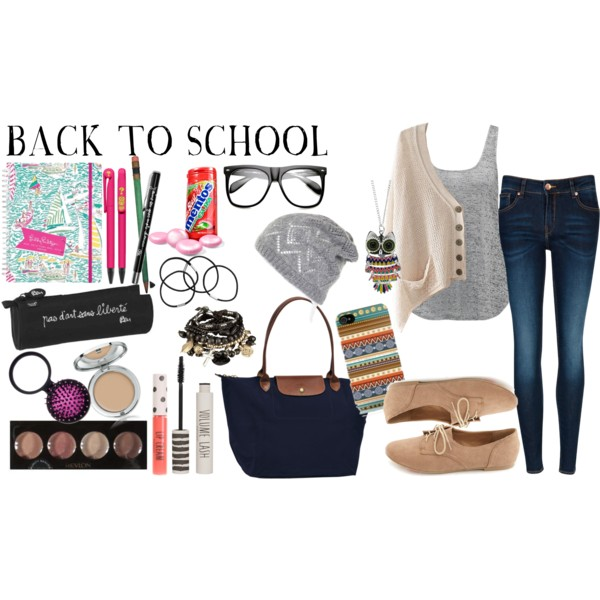 2d67c1863194 Back to School outfit uploaded by Marina ☆ on We Heart It