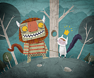 where the wild things are and max image