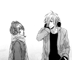 manga, anime, and brothers conflict image