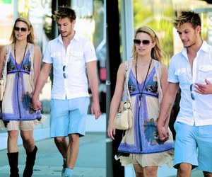 alex pettyfer and dianna agron image