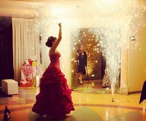 beautiful, dress, and princess image