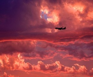 air, clouds, and freedom image