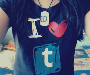 tumblr, one direction, and 1d image
