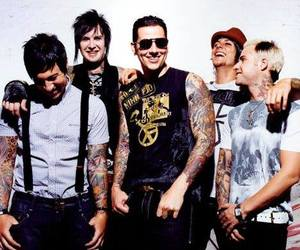avenged sevenfold, a7x, and the rev image