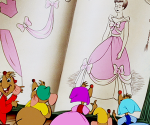 cinderella, disney, and mouse image