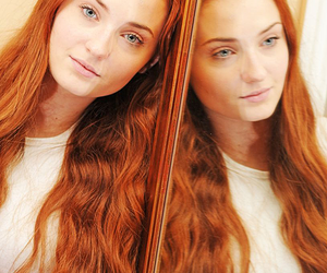 sophie turner, actress, and got image