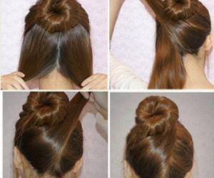 girl, hair, and images image