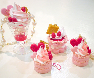 cute, pink, and sweet image