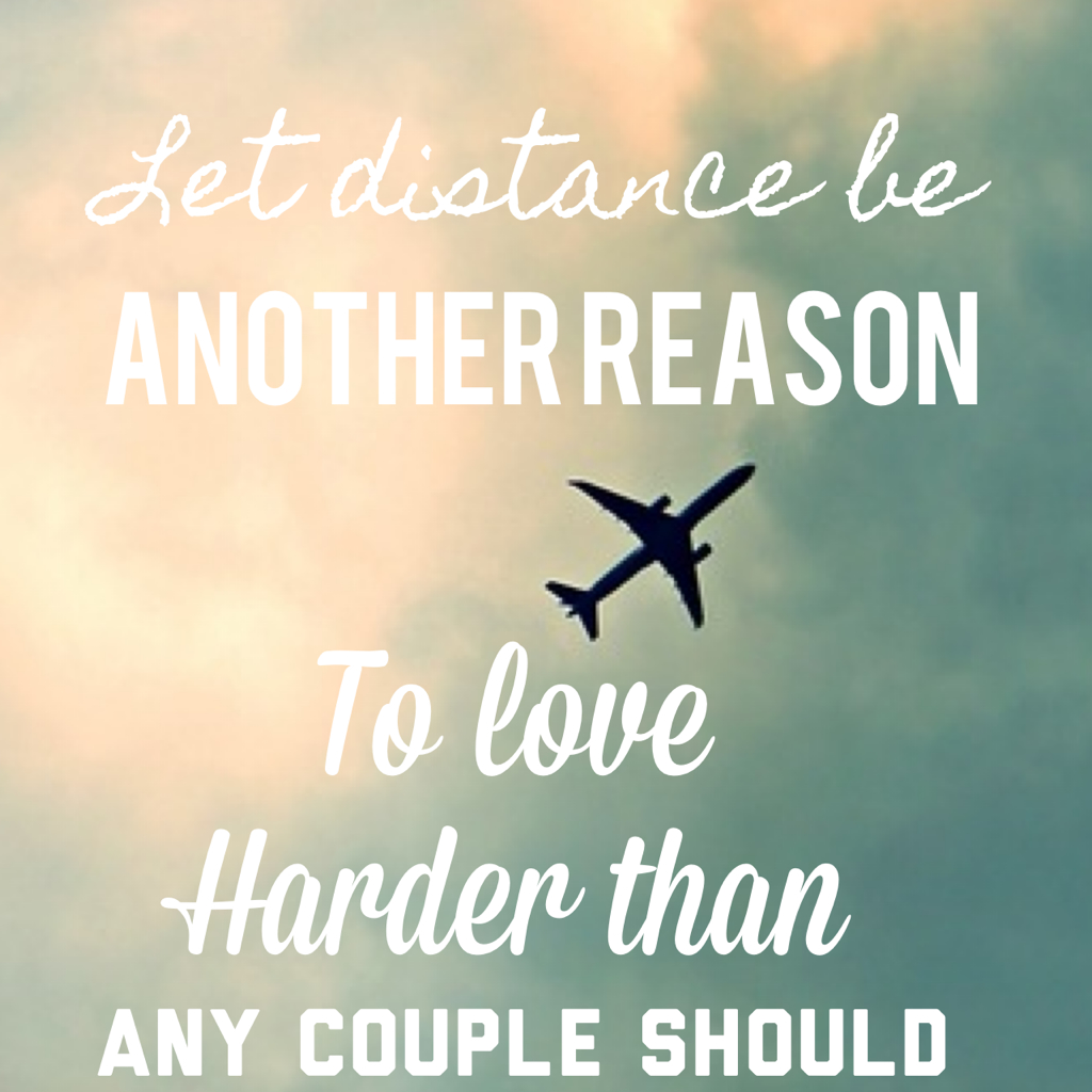 Far Away Love Quotes Love  Distance Shared† Emily † On We Heart It