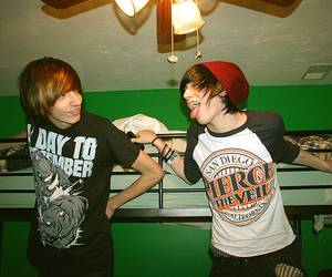 boy, cute, and pierce the veil image