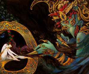 folklore, myth, and southeast asia image