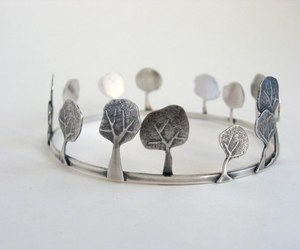 silver and tree image