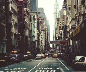 streets, tumblr, and new york image