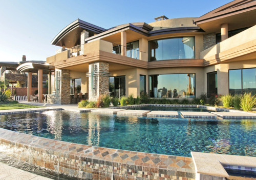 luxury house | Tumblr uploaded by ғ ɑ n n ɪ ♡