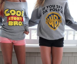 cool, cool story bro, and sweater image