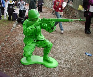 cosplay, toys, and soldier image