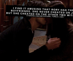 gilmore girls and jess image