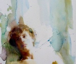 paintings, watercolour, and christian schoeler image