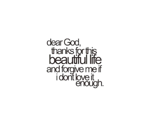 god, beautiful, and life image