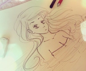 ariel and draw image