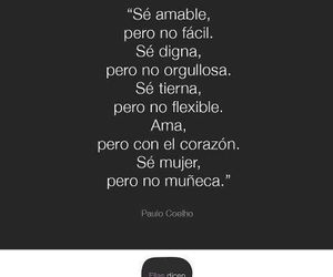 frase, girl, and quotes image