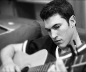 adorable, guitar, and Hot image