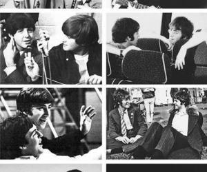 beatles, beautiful, and best friends image