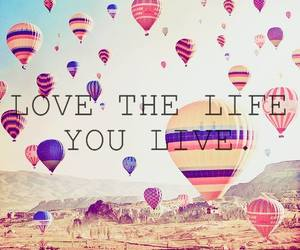 life, love, and live image