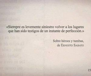 book, quotes, and frases image