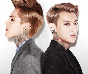 tao, kris, and exo image