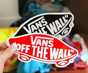 vans, cool, and photography image