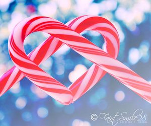 candy, heart, and sweet image