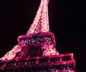 beautiful, paris, and pink image