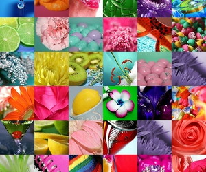 color, colorful, and mosaic image