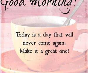 morning, pink, and quotes image