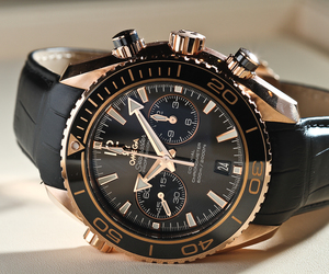 omega and watch image