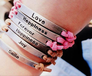 love, smile, and forever image