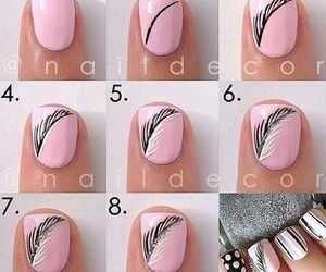 how to, manicure, and decoration image