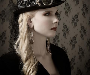 steampunk and gothic image
