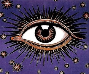 eye and stars image