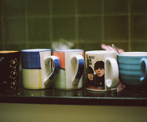 vintage, cup, and indie image