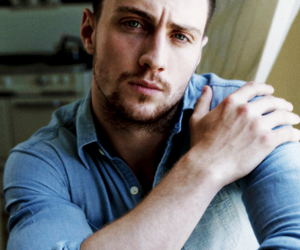 aaron johnson image