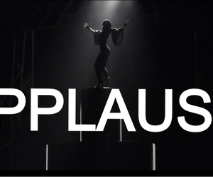 applause and Lady gaga image