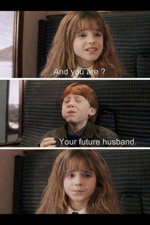 Harry Potter Funny Quotes | via Facebook on We Heart It