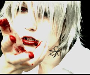 bloody, vampire knight, and zero image